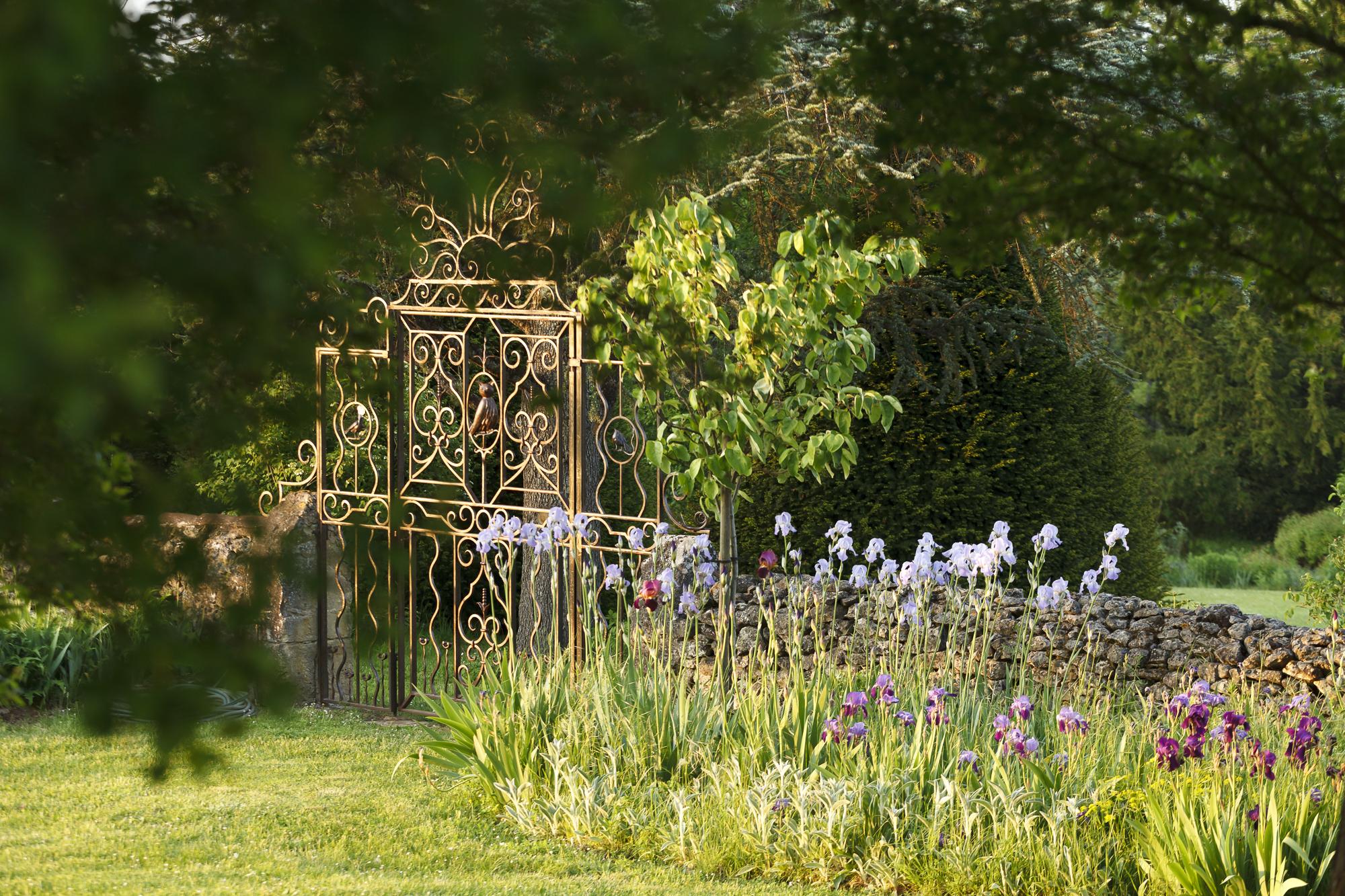 Jardins de la Chartreuse du Colombier Paunat Périgord