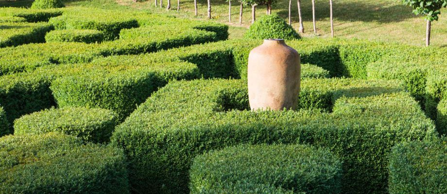 visite Jardins de la Chartreuse du Colombier Paunat Périgord