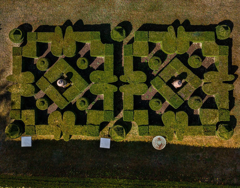 Jardins Chartreuse du Colombier - Crédit photo : Déclic & Décolle